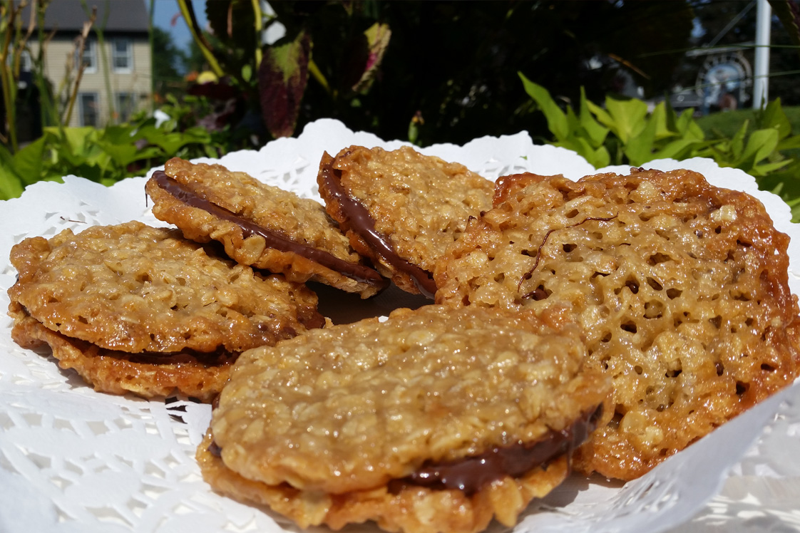 New England Innkeeper Recipe - Duomo Florentine Cookies