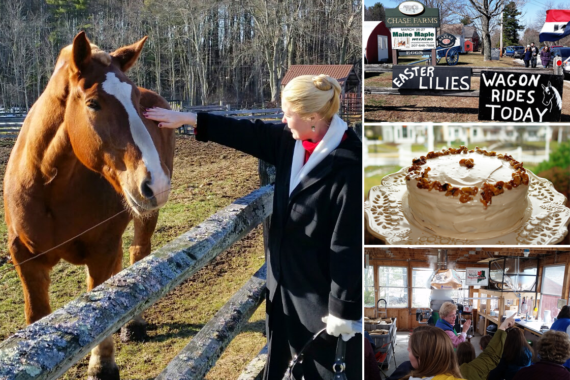 Maine Maple Weekend - New England Innkeeper
