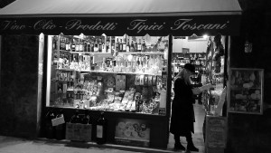 The New England Innkeeper, shopping in Florence, Italy