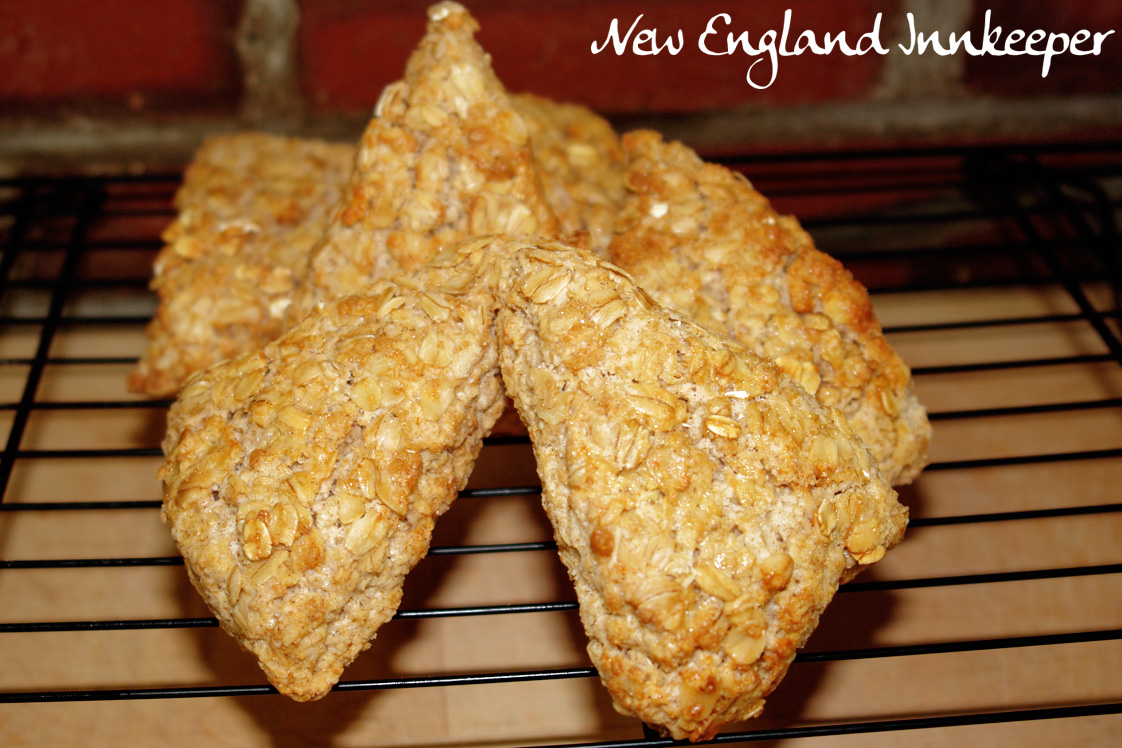 New England Innkeeper - Scones Recipe