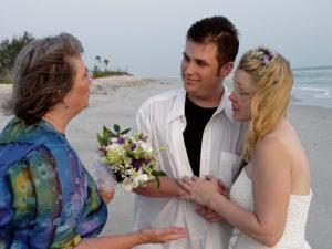 Patricia Slater - Sanibel Wedding Officiant