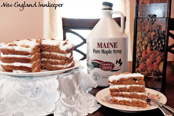 Maine Maple Weekend Recipes